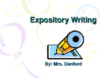 What are some examples of expository writing? - Quora