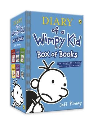 Diary of a wimpy kid book reviews